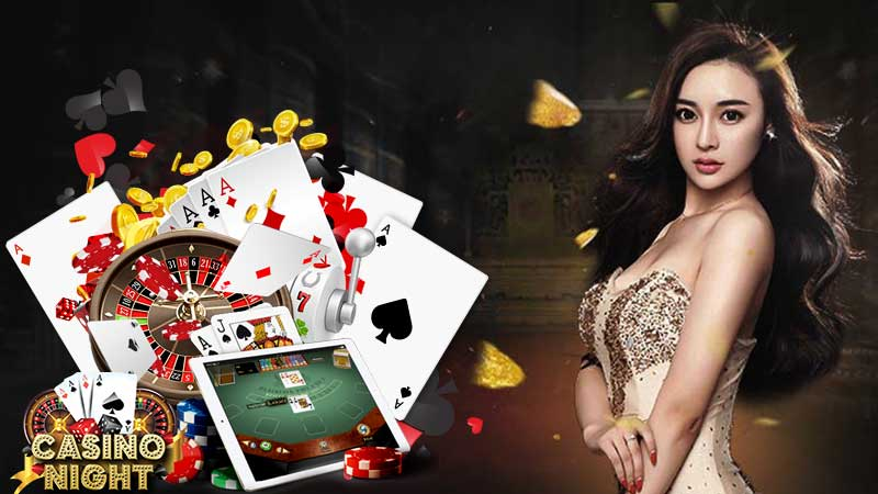 เล่นเกมคาสิโน Blackjack