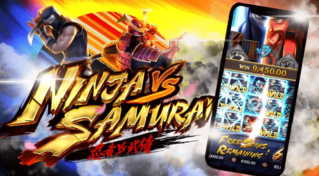 Ninja vs Samurai เล่นง่าย