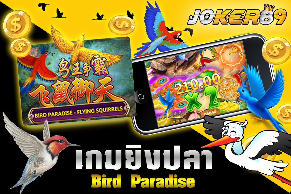 หน้าปก Bird-Paradise เล่นง่าย