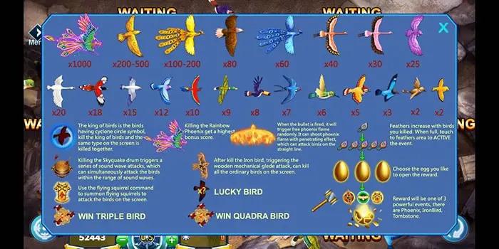 เกมBird Paradise