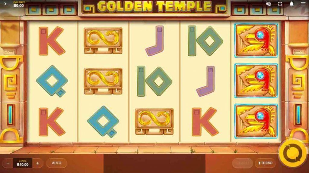 วิหาร TEMPLE เกมสล็อตออนไลน์