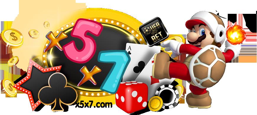 x5x7.com logo