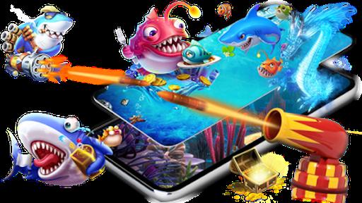 เกมยิงปลา ออนไลน์-บนมือถือ